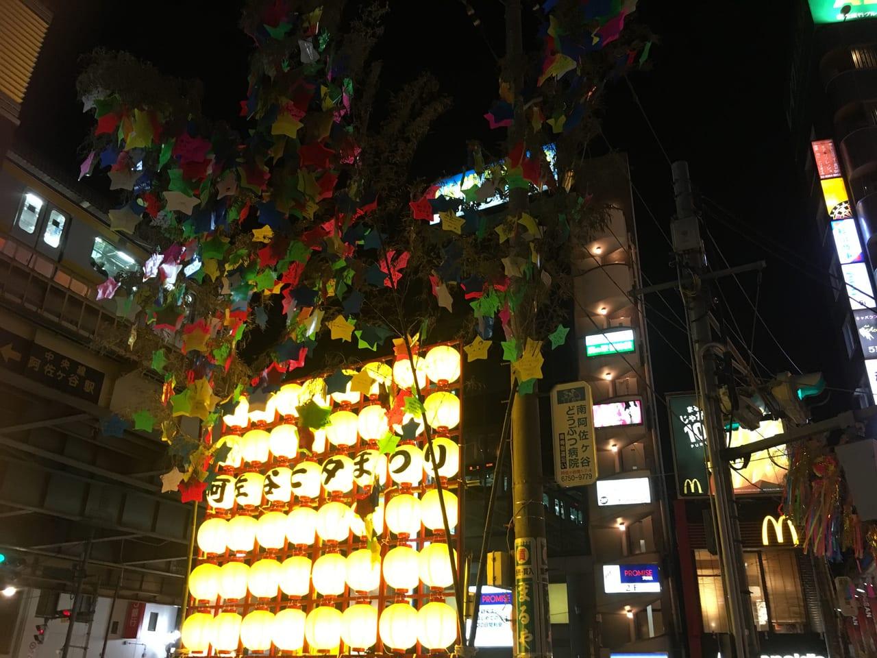 2019阿佐谷七夕まつり