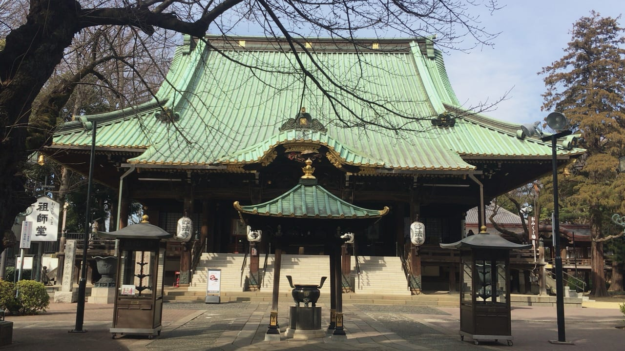 高円寺妙法寺